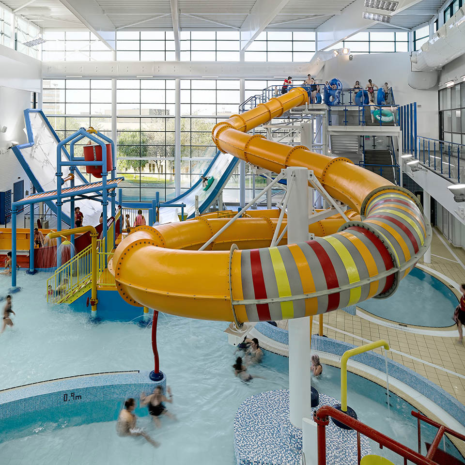 Huddersfield Leisure Centre Opens Media Ahr Architects And Building Consultants